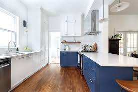 how to freshen up stained kitchen cabinets 4 ways to rev your kitchen cabinets for any budget dwell