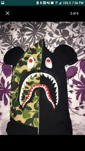 can i get a legit check on this size m bape bearbrick hoodie