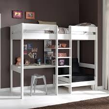 bureau lit mezzanine combiné lit bureau unique 14 best lit enfant avec rangement lit