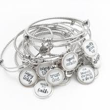 rope bracelet designs images Bangle rope sentiment bracelet never lose hope designs jpg