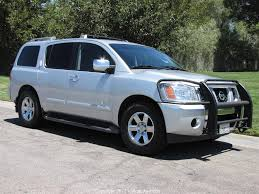 nissan armada 2017 grill west auctions auction 2006 nissan armada se sport utility