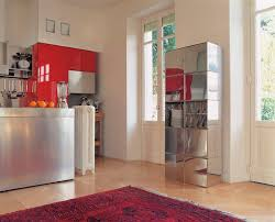 Kitchen High Cabinet Kitchen Tall Cabinet Qbo By Marc Sadler Graepel Italiana