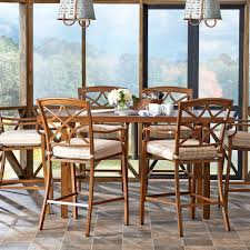 Plush Dining Room Chairs Chapin Furniture Trisha Yearwood Outdoor High Dining Table