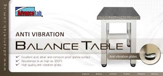 Anti Vibration Table by Balance Table
