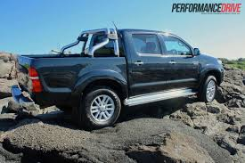 2012 toyota hilux sr5 review performancedrive