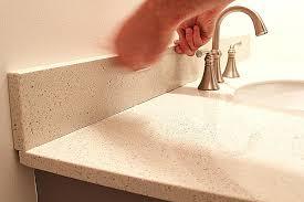how to caulk a sink backsplash caulking backsplash freem co