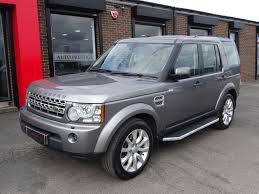land rover discovery tdi used land rover discovery 3 0 tdv6 xs 5dr auto grey 7 seater with
