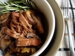 leftovers gravy cooked rump roast