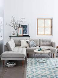 canape salon déco moderne pour le salon 85 idées avec canapé gris salons and
