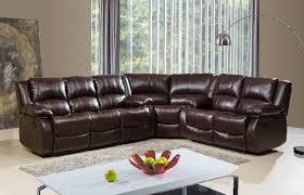 Corner Recliner Leather Sofa Corner Recliners Recliner Sofas 4u