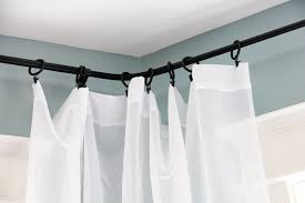 Ikea White Curtains Inspiration Stylish Curtain Rods Ikea Decorating Windows Curtains Curtain Rods