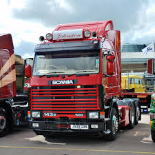 2011 volvo truck scania 143 j500 gon tractor rigs and vintage trucks