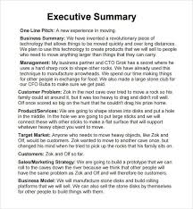 example of executive resume ceo resume example for senior level