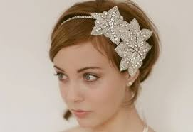 1920 hair accessories bridal headbands unique wedding hair accessories 1920s inspired