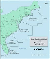 Florida Map East Coast Obama Opens East Coast To Oil Exploration With Sonic Cannons