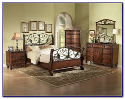 Wood And Iron Bedroom Furniture by Wood And Metal Bedroom Sets Bedroom Home Design Ideas Zj7ola3jzg
