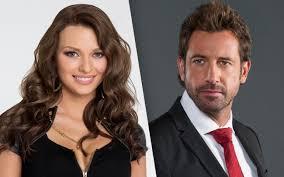 Seeking Series Y Novelas Vino El Telenovela Cast Gabriel Soto Irina Baeva Confirmed