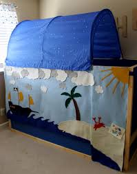 mama u0027s felt cafe felt pirate fort ikea kura bed g33k