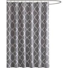 Black Sequin Shower Curtain Gray U0026 Silver Shower Curtains You U0027ll Love Wayfair