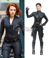 black widow jumpsuit marvel advengers black widow costume for