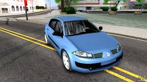 renault clio 2002 sedan renault megane for gta san andreas