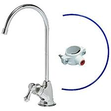 Air In Kitchen Faucet Kleenwater Chrome Water Kitchen Faucet Air Gap