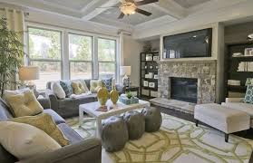 living room with ceiling fan u0026 carpet in smyrna ga zillow digs