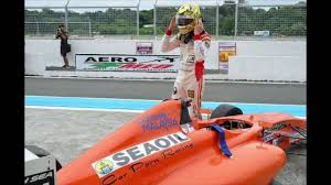 formula 4 isyraf danish gabe tayao at the f4 southeast asia race 2016 youtube