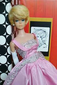 bubble cut barbie wedding gear barbie