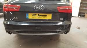 a6 avant estate 2015 onwards westfalia detachable towbar