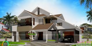u20b950 lakhs cost estimated modern home kerala home design