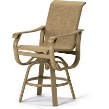 Patio Chairs Bar Height C Spring Patio Chairs Four Seasons Courtyard Concord Sling C