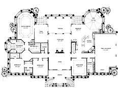 neoclassical house plans style house plan 4 beds 4 50 baths 13717 sq ft plan 27
