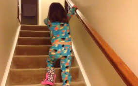 Pain Climbing Stairs by Colin Dunlap U0027s Daughter Darran A Tiny Cancer Patient Inspires