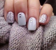 cool 15 easy step by step winter nail art tutorials for