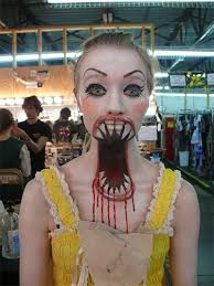 Scary Halloween Costumes Kids Girls Halloween Scary Makeup Ideas Babygaga Mammasan