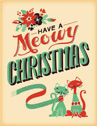 retro christmas cards retro christmas cards 736 best vintage christmas cats images on