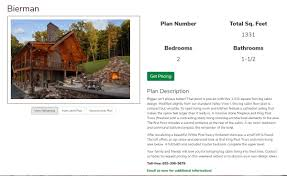 100 log home floor plans and pricing shenandoah log home