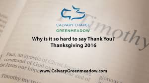 thank you thanksgiving why is it so hard to say thank you thanksgiving 2016 youtube