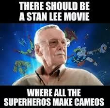 Stan Meme - stan lee meme comic book fetish