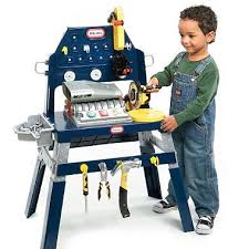 Toddler Tool Benches Little Tikes Double Duty Engine U0026 Workbench Sam U0027s Club