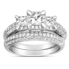 Kay Jewelers Wedding Rings by Wedding Rings Zales Bridal Sets Kay Jewelers Wedding Rings Trio