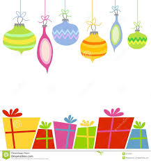 retro ornaments and gifts stock image image 3751871