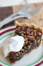 favorite thanksgiving pies pecan pie with bourbon and ginger