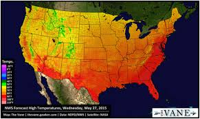 us weather map this weekend happy summer early heat wave to bake eastern u s next week