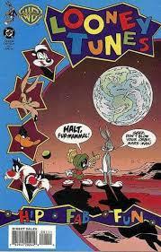 looney tunes team comic vine