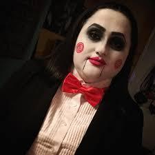 Jigsaw Halloween Makeup Jigsaw Saw Halloween On Instagram