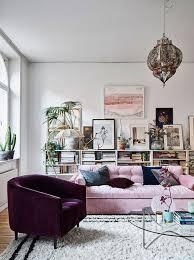 Nordic Design Home The Bohemian Chic Home Of Interior Designer Amelia Widell