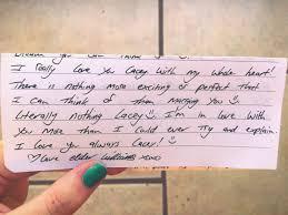 strange blue ocean 199 love letters