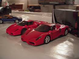 ferrari enzo custom hotwheels elite ferrari enzo ltd schumacher collection